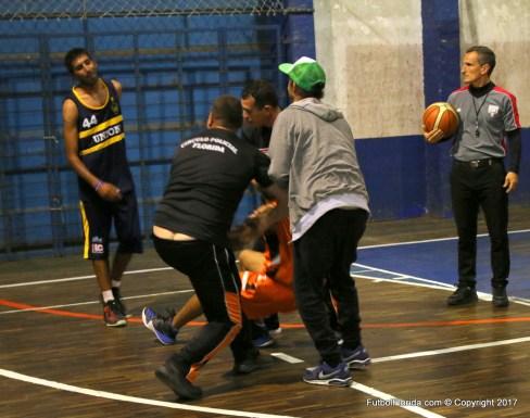 union policial basquet