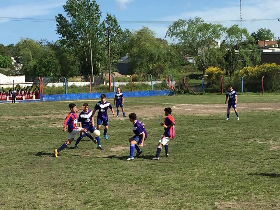 SUB 17: Atlético imparable-  Resultados Finales y Posiciones
