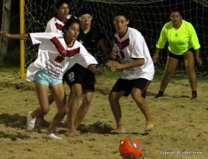 Lindo partido jugaron La Vascongada y España