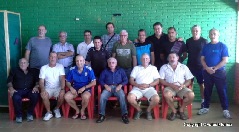 Los Instructores de OFI formaron directiva