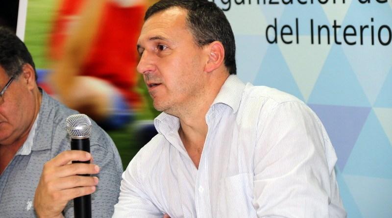 Sebastián Sosa. «Esperamos que el Gobierno levante las medidas»