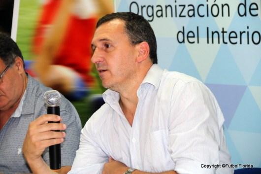 Sebastián Sosa fue uno de los representantes de OFI.