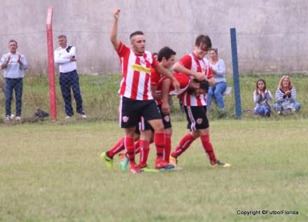 19 de Abril goleó a La Vascongada