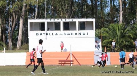 """Estadio """" Batalla de Sarandí"""""""