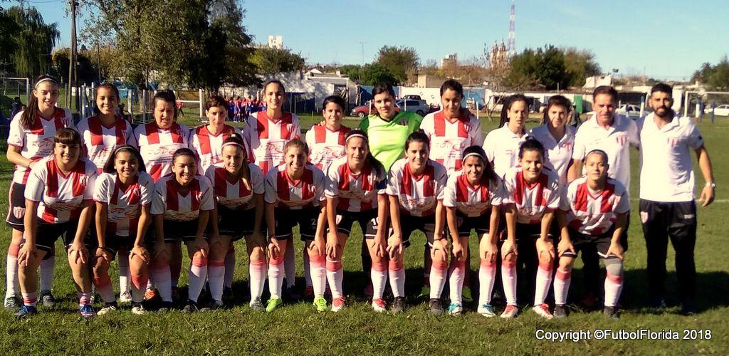Femenino. En San José, lidera River Plate