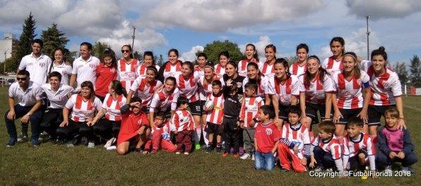 River Plate de San José. Sin puntos ni goles en contra.