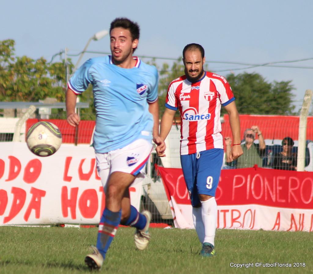 Fotogalería del empate de San Carlos y Nacional