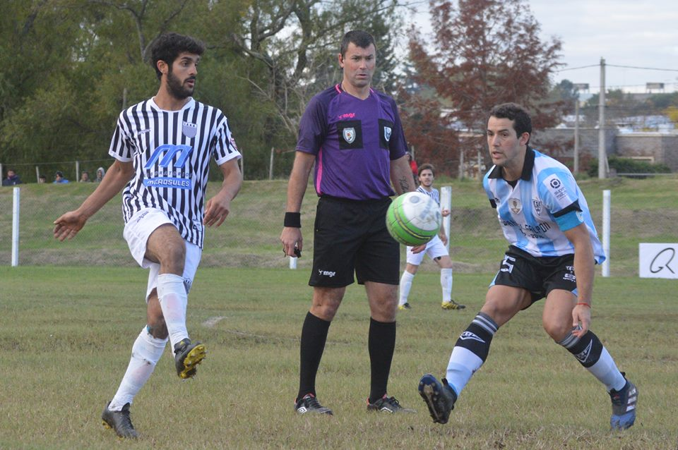 #COPAOFI Río Negro ganó la serie, Atlético se despidió de la A