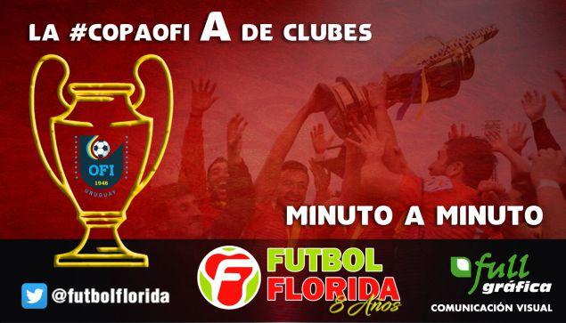#COPAOFI. Árbitros Copa A