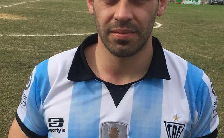 Mathías Larroca fue la diferencia en el clásico Atlético 2 España 1