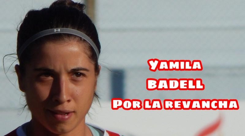 #Femenino. Yamila Badell vuelve a España