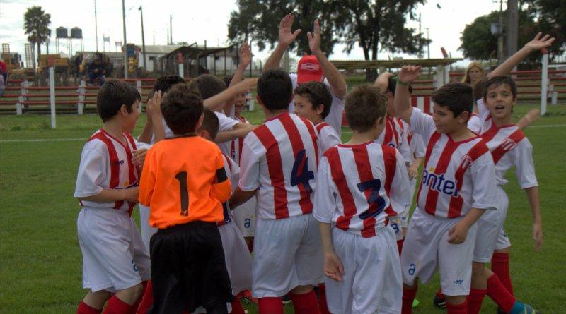 Fútbol Infantil. Citaron selección 2010