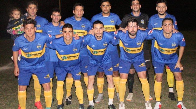 #Clausura2018. Boquita bien arriba.