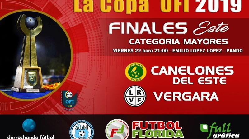 #COPAOFI. El Este juega su inédita final