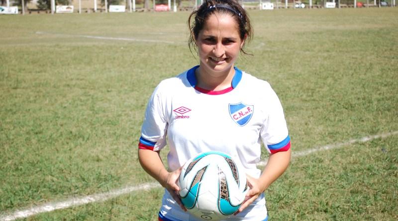 Femenino. Juliana Castro máxima goleadora en la historia de Nacional