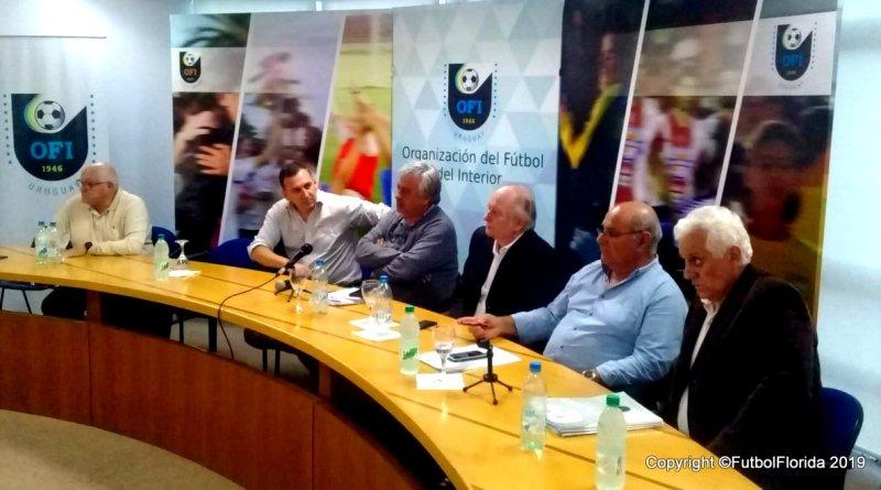 #CopaOFI. Plan de calendario para 2021.