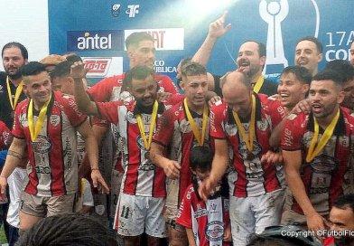 #CopaOFI. Salto demostró porqué es el Campeón.