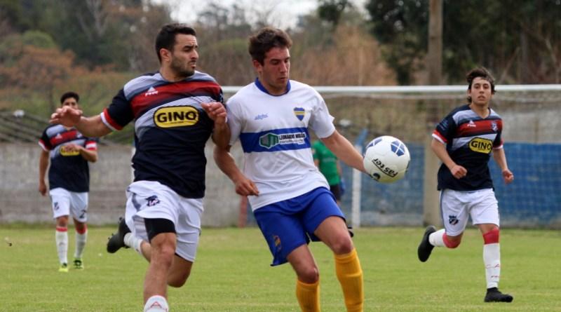#CopaOFI. Boquita 1-0 Campana (en juego)