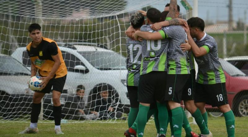 #CopaOFI – Divisional B – Todas las imágenes del empate Higueritas 2 Tulipán 2
