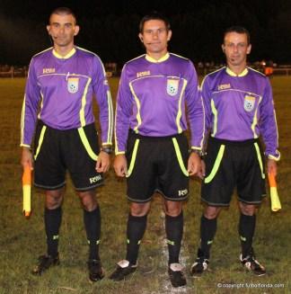 Luis Alvarez y asistentes