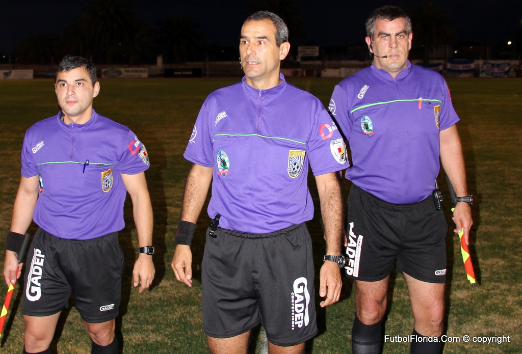Los árbitros para 3era Fase #COPAOFI B