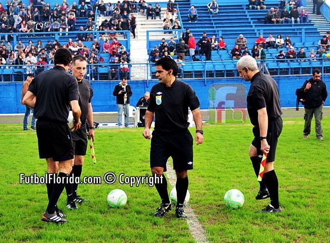 #COPAOFI . Los árbitros de la 5ta fecha de la Copa A