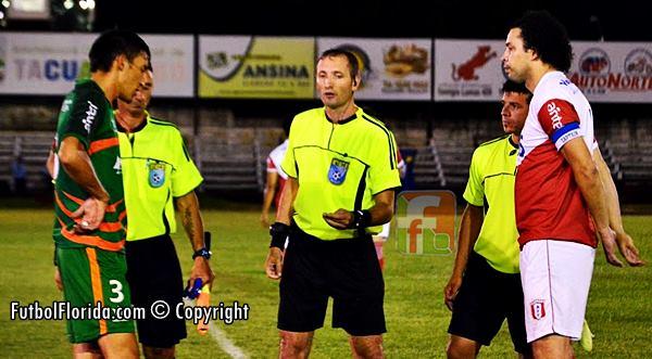 Fernando Martinez, Trezza, Montero. Foto Santiago Mederos