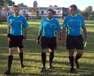 Horacio Garcia, Fernando Martinez Juan C Soria