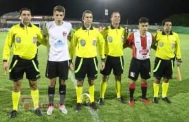 Luis Sandro Ferreira asistentes y capitanes