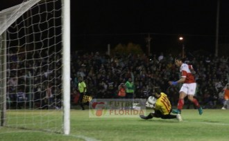 Olivera primero, y Vidal desúpes mantuvieron el cero en los primeros minutos