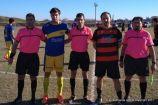 Fagundez, Montero, García, Ghirardi y Ferreri. Foto Rodrigo Castro