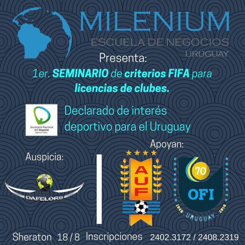 Seminario para licencias de clubes