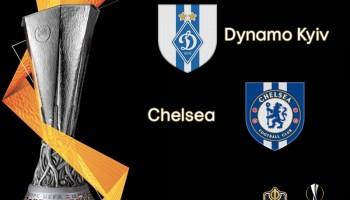 Chelsea v Dynamo Kyiv - Europa League - Match Report