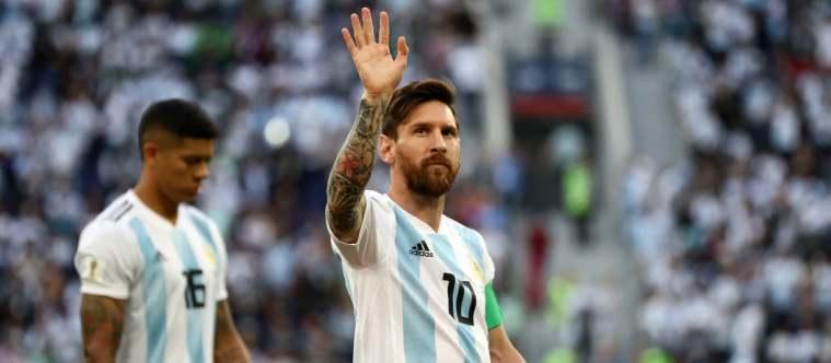apuestas por Argentina-Francia Mundial 2018