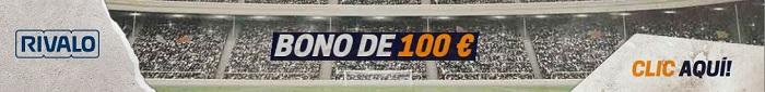 Bono de 100€ Rivalo