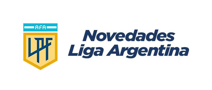 Novedades liga argentina