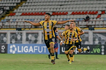 Primera división venezolana jornadas 12 y 9
