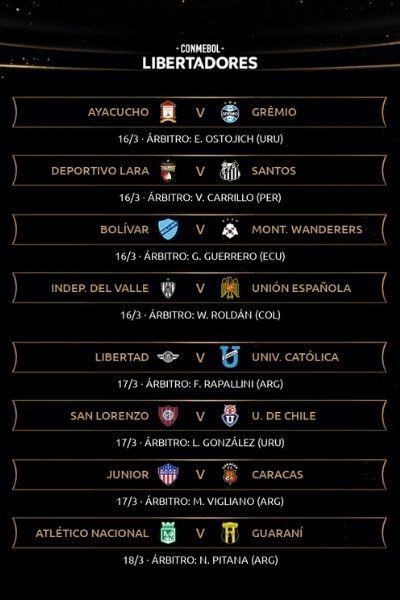 Ronda-2-partido-2-de-la-Copa-Libertadores-arbitros-confirmados