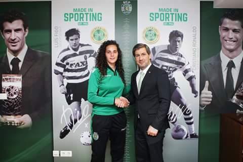 Patricia Morais Sporting