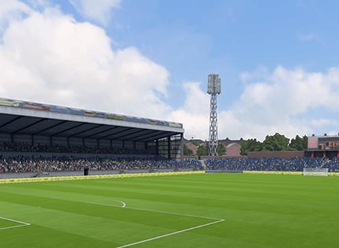 Crown Lane FIFA 18 Ultimate Team Stadiums Futhead