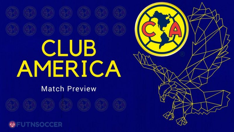 Necaxa vs America Live Online, TV Info, Preview- Liga MX | FutnSoccer