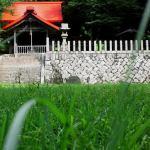 源頼光が戦勝祈願をした神社『御勝八幡神社』