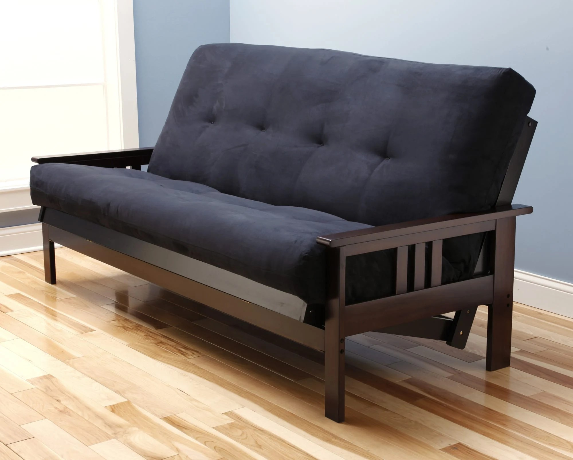 Monterey Queen Futon Set Espresso By Kodiak