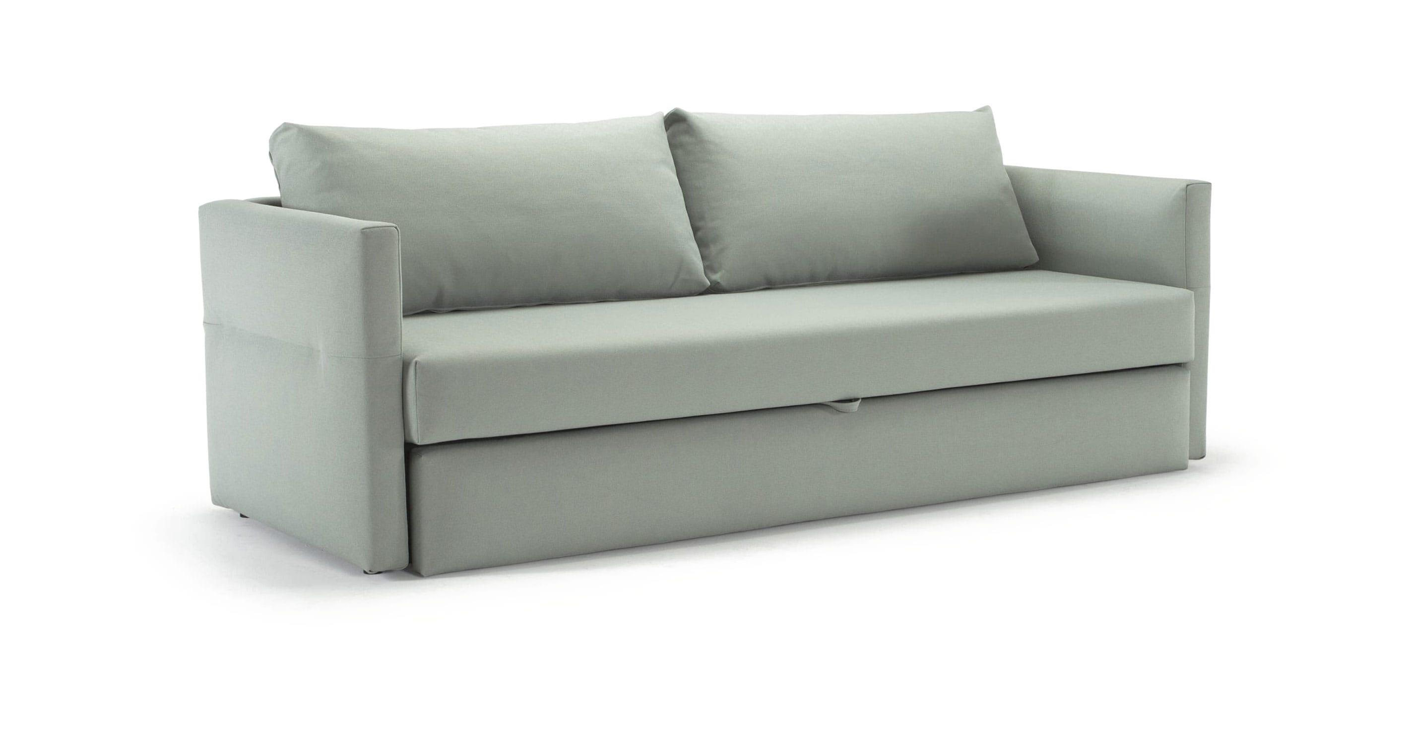 Toke Sofa Bed Full Size Coastal Nordic Sky By Innovation