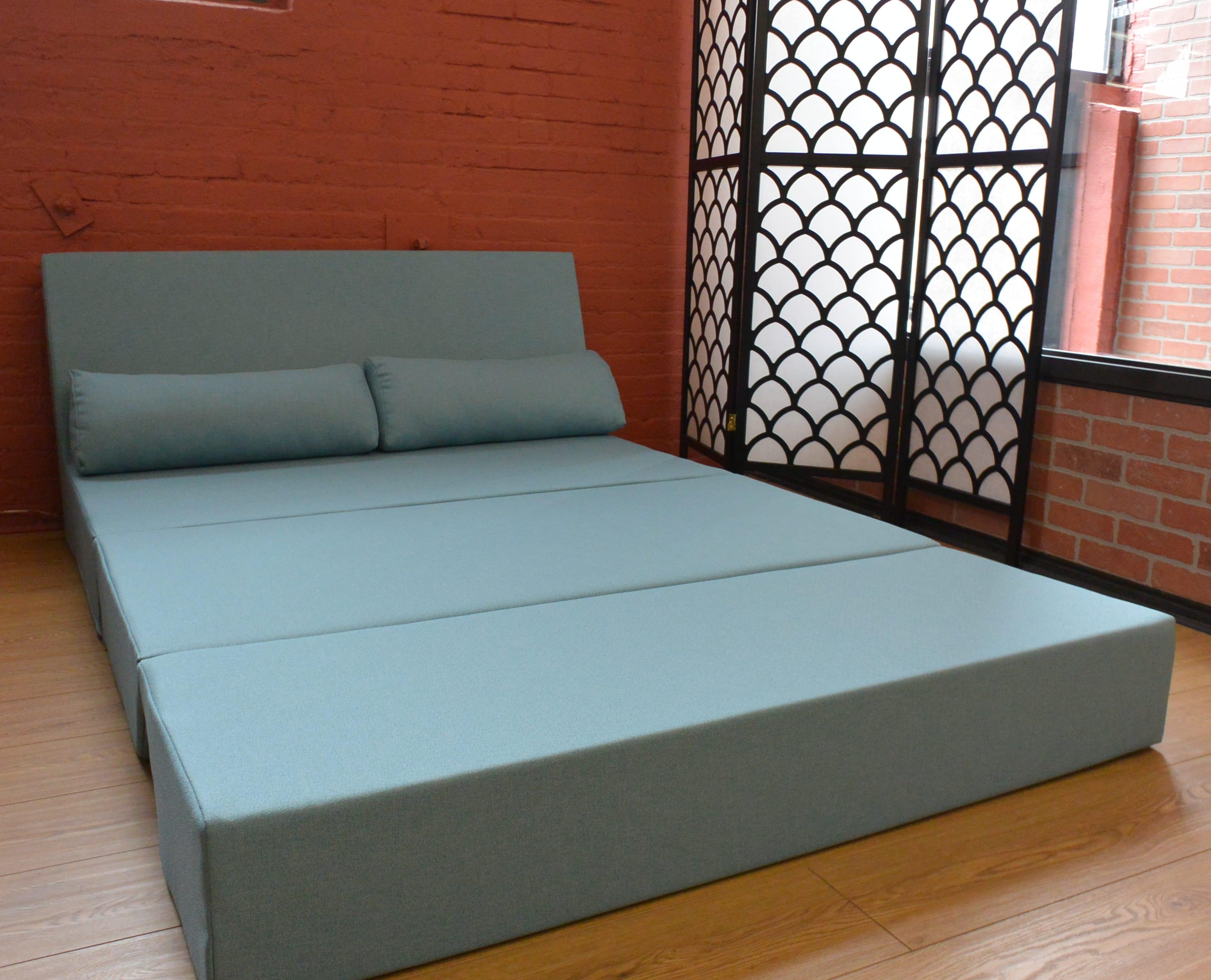 Orange And Blue Furniture