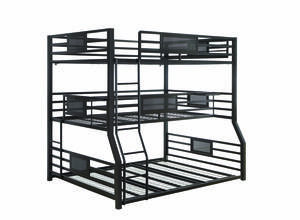 parkview full workstation loft bed by