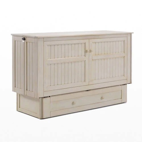 Daisy Queen Murphy Cabinet Bed Buttercream By NightampDay