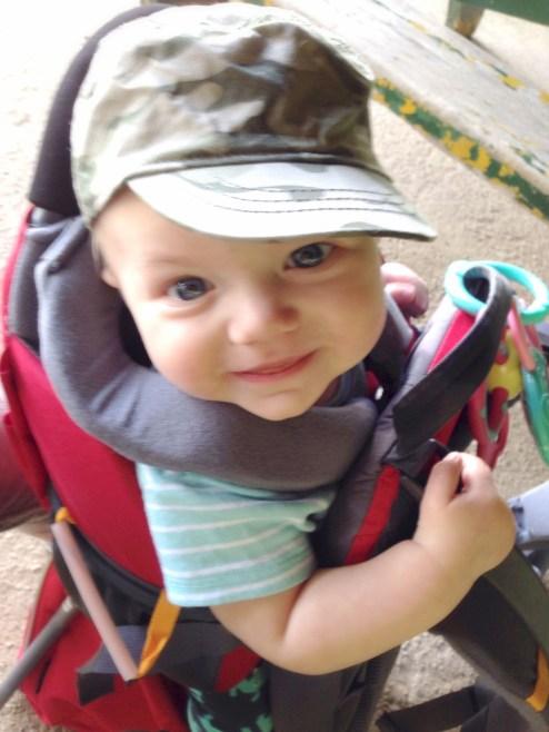 cutest hiker.
