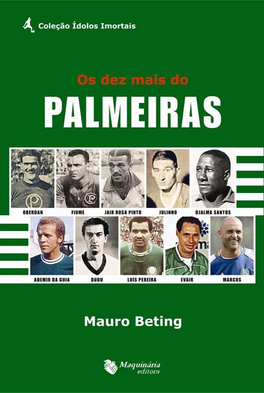 O livro de Mauro Beting
