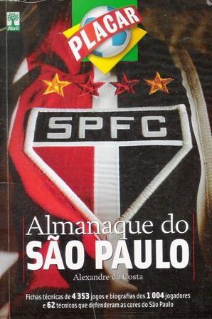 Livros sobre o São Paulo Futebol Clube (2/6)